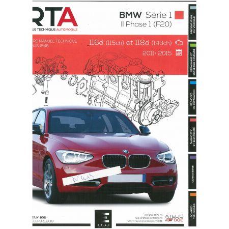 Serie 1 II Die 11-15 Revue Technique BMW