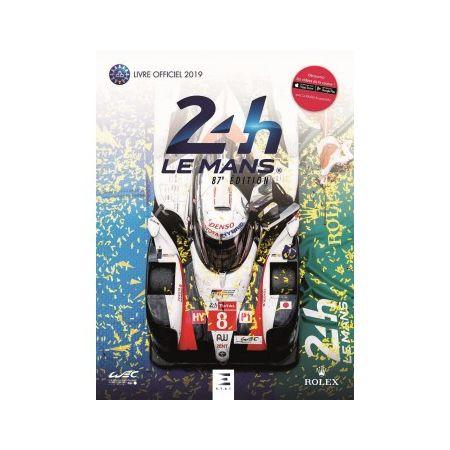 24H le Mans 2019 - Livre