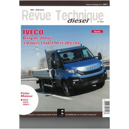 Daily 14- Revue Technique Iveco