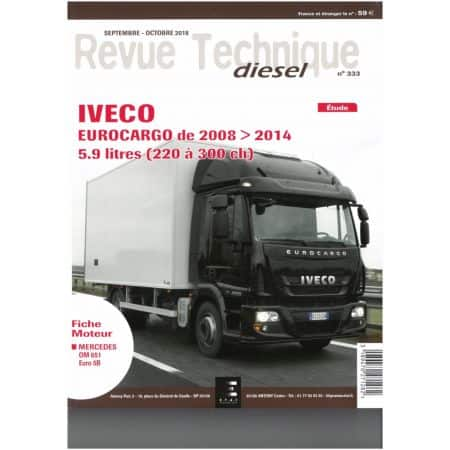 EuroCargo 08-14 Revue Technique Iveco