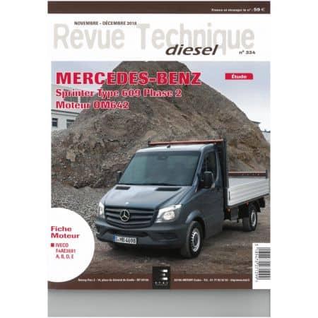 Sprinter II - Revue Technique Mercedes-Benz
