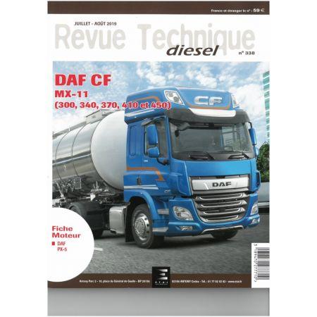 CF-MX11 - Revue Technique DAF