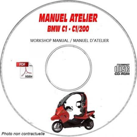 MANUEL D'ATELIER C1 + C1 200