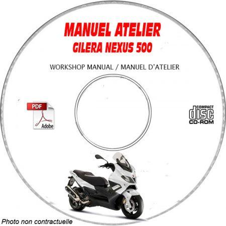 MANUEL D'ATELIER NEXUS 500