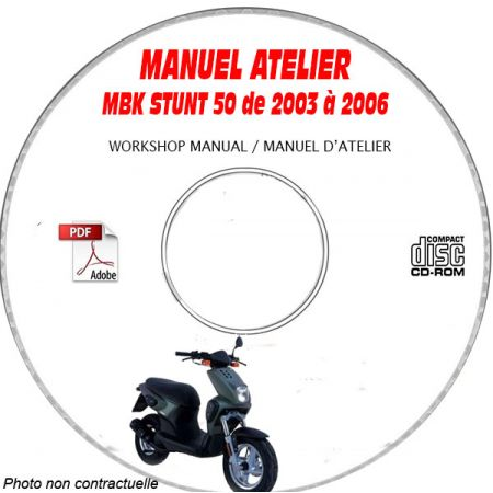 STUNT 03-08 Manuel Atelier CDROM MBK