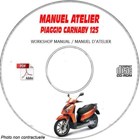 MANUEL D'ATELIER CARNABY 12 5