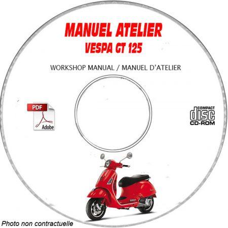 MANUEL D'ATELIER GT 12 5