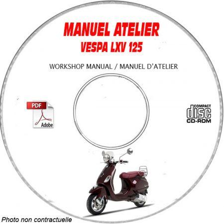 MANUEL D'ATELIER LXV 12 5
