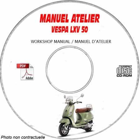 MANUEL D'ATELIER LXV 50