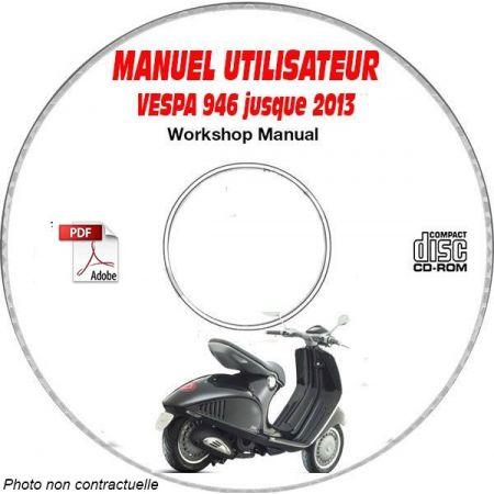 946 2013 Manuel UtilisateurVESPA CDROM