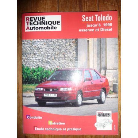 Toledo -98 Revue Technique Seat