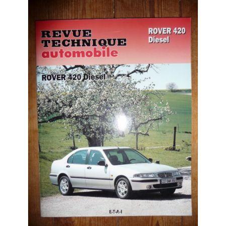420 Die Revue Technique Rover
