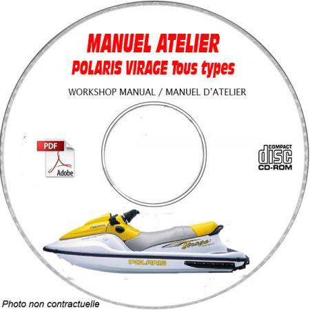 MANUEL D'ATELIER VIRAGE 2000