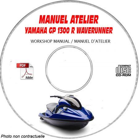 MANUEL D'ATELIER GP 1300R WAVERUNNER