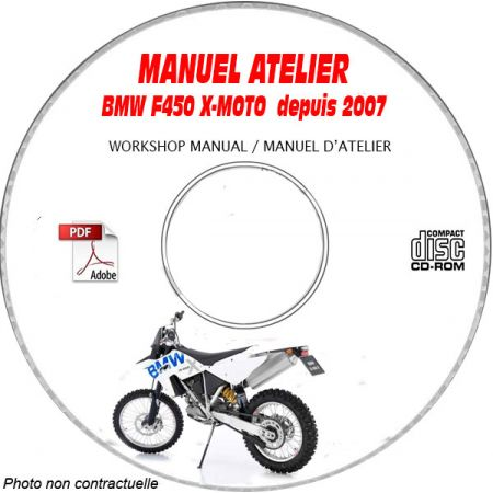 G450X 07-10 Manuel CDROM