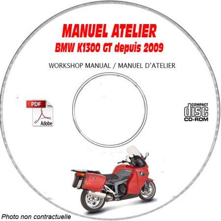 K1300 GT 09-11 Manuel Atelier CDROM BMW