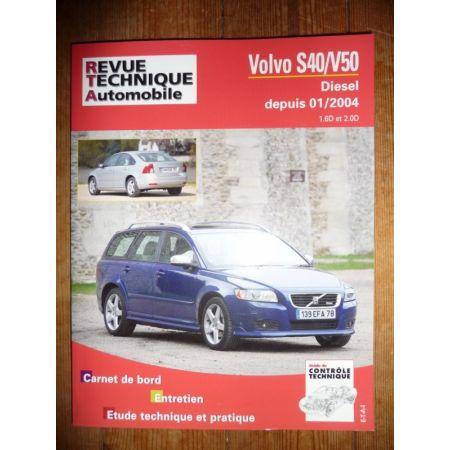 S40 V50 Die 04- Revue Technique Volvo
