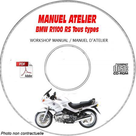 R1100 RS -99 Manuel Atelier CDROM BMW