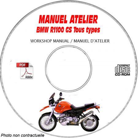 R1100 GS -99 Manuel Atelier CDROM BMW