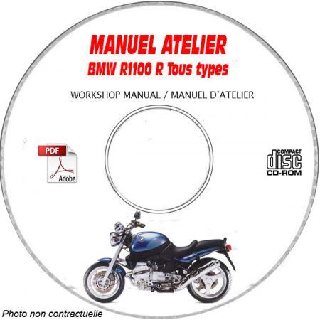 R1100 R -99 Manuel Atelier CDROM BMW