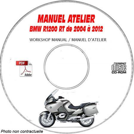 R1200RT 04-13 Manuel CDROM