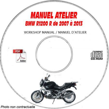 MANUEL D'ATELIER R1200 R ed/2013