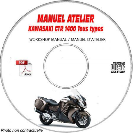 MANUEL D'ATELIER GTR 1400