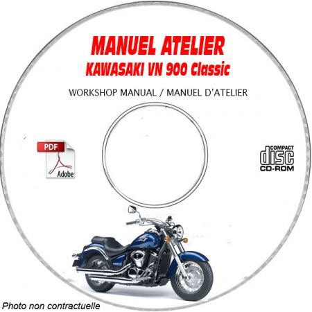 MANUEL D'ATELIER VN900 CLASSIC
