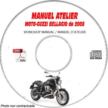 BELLAGIO 07-08 Manuel Atelier MOTO-GUZZI CDROM