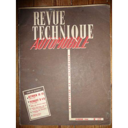 D4B Revue Technique Peugeot