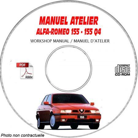 MANUEL D'ATELIER 155 Q4
