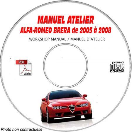 MANUEL D'ATELIER BRERA