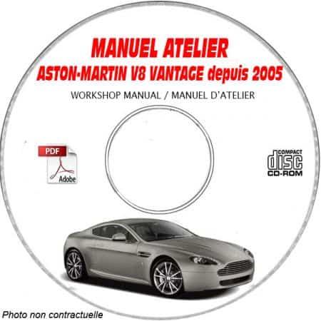 ASTON MARTIN V8 VANTAGE & VOLANTE depuis 2005