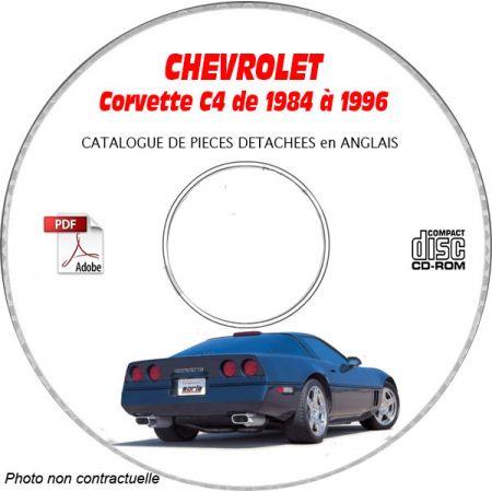 MANUEL E.P.C CORVETTE C4 84-96