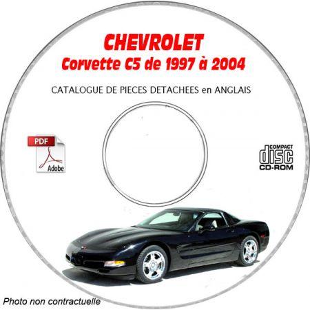 MANUEL E.P.C CORVETTE C5 97-02