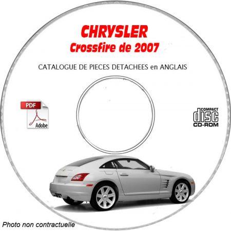 MANUEL E.P.C CROSSFIRE 2007