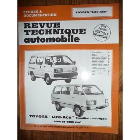 Lite Ace Revue Technique Toyota