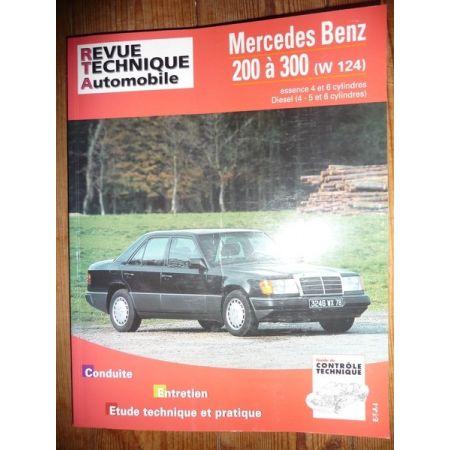 200 230 260 300 Revue Technique Mercedes