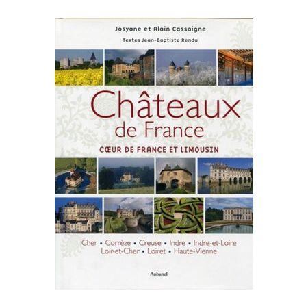 Chateaux de France - Livre