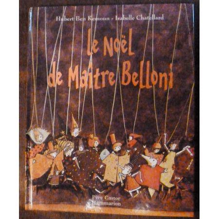 Le Noël de maitre Belloni - Livre