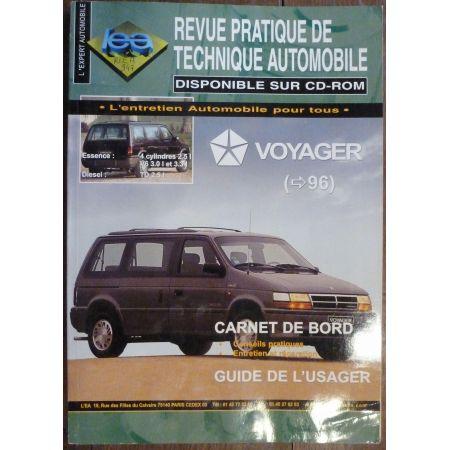 Voyager -96 Revue Technique Chrysler