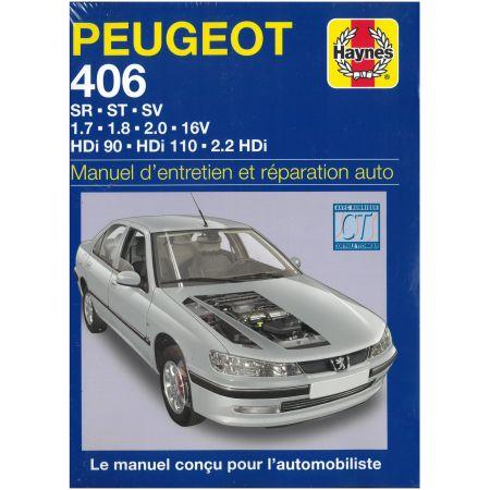 406 99-02 Revue Technique Haynes Peugeot