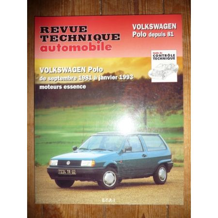 Polo 81-93 Revue Technique Volkswagen