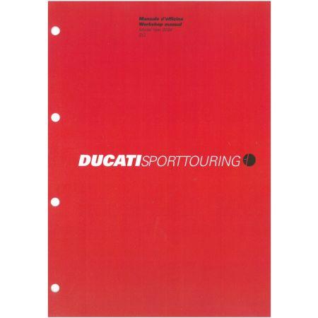 Sport Touring ST3 2004 - Manuel Atelier Ducati