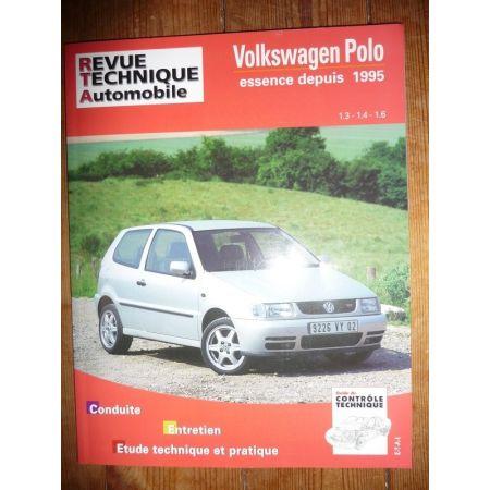 Polo Ess 95- Revue Technique Volkswagen