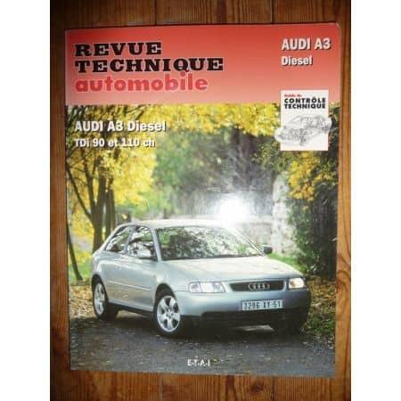 A3 TDI Revue Technique Audi
