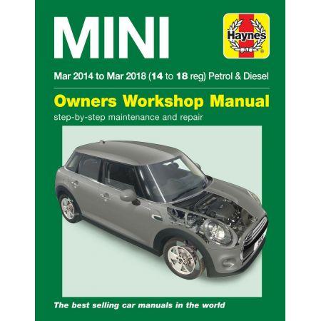 MINI 06-13 Revue technique Haynes MINI Anglais