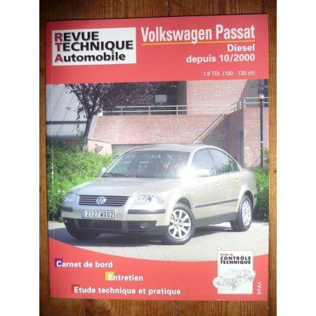 Passat 00- Revue Technique Volkswagen