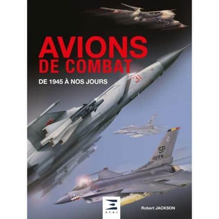 Avions de combat  dep 45 - Livre