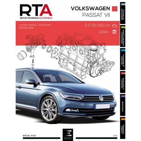 TOURAN II 10-15 Revue Technique VW